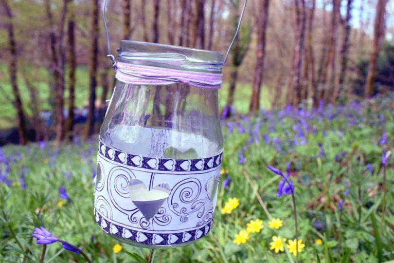 Teelichthalter Zum Muttertag Lernbienen Bloggen