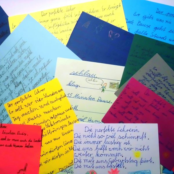 Rituale Unterrichtsbeginn Lernbienen Bloggen