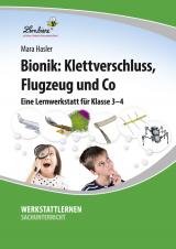 Bionik: Klettverschluss, Flugzeug und Co