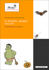 In English, please! Halloween
