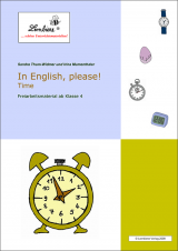In English, please! Time