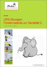 LRS-Übungen: Fördermaterial zur Serialität 2
