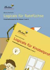 Logicals für Ratefüchse/Knobelprofis Kombipaket