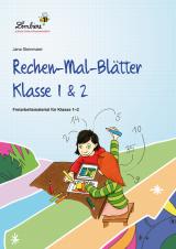 Rechen-Mal-Blätter Klasse 1 & 2