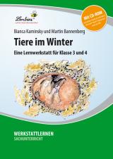 Tiere im Winter SetSL