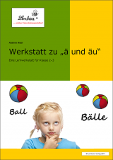 """Werkstatt zu """"ä"""" und """"äu"""""""