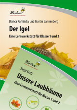 Der Igel/Unsere Laubbäume Kombipaket