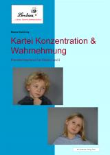 Kartei Konzentration und Wahrnehmung - Restauflage