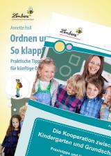 Kooperation Kindergarten-Grundschule/ Ordnen & Organisieren Kombipaket