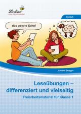 Leseübungen – differenziert und vielseitig
