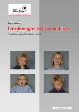Leseübungen mit Tim & Lara