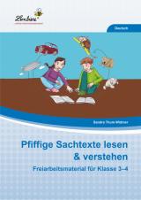 Pfiffige Sachtexte lesen & verstehen