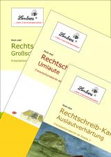 Rechtschreib-Kartei Kombipaket