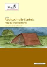 Rechtschreib-Kartei: Auslautverhärtung