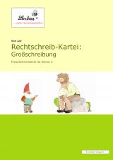 Rechtschreib-Kartei: Großschreibung