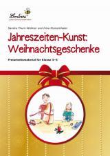 Jahreszeiten-Kunst: Weihnachtsgeschenke