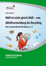 Müll ist nicht gleich Müll – von Abfallvermeidung bis Recycling