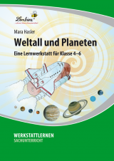 Weltall und Planeten PR