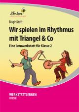 Wir spielen im Rhythmus mit Triangel & Co PR