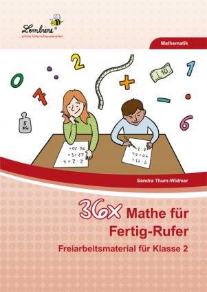 36x Mathe für Fertig-Rufer PR