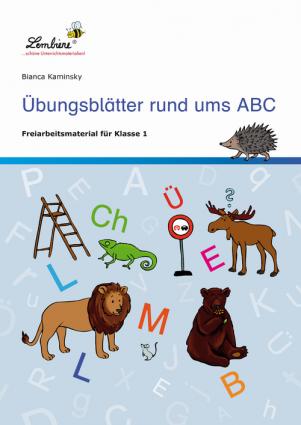 Übungsblätter rund ums ABC