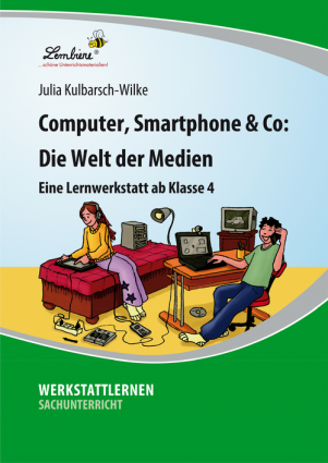 Computer, Smartphone & Co: Die Welt der Medien PR