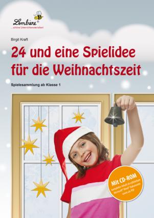 24 und eine Spielidee für die Weihnachtszeit Set