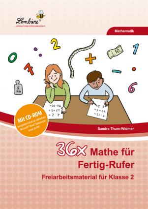 36x Mathe für Fertig-Rufer SetSL