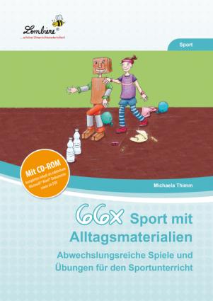 66x Sport mit Alltagsmaterialien SetSL