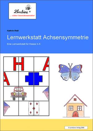 Lernwerkstatt Achsensymmetrie DL