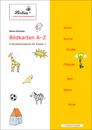 Bildkarten A-Z DL