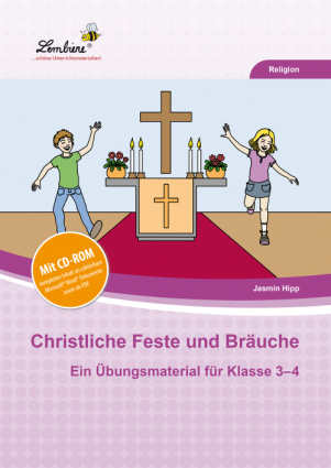 Christliche Feste und Bräuche im Jahreskreis SetSL