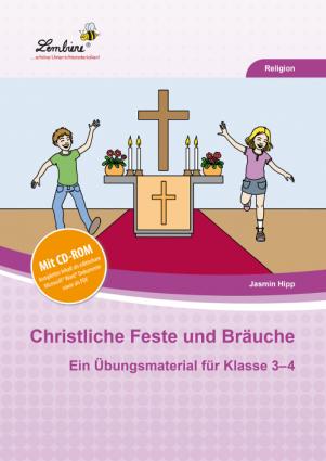 Christliche Feste und Bräuche im Jahreskreis Set