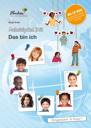 Materialpaket DaZ: Das bin ich SetSL