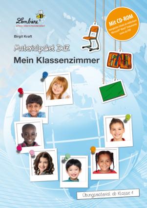 Materialpaket DaZ: Mein Klassenzimmer Set