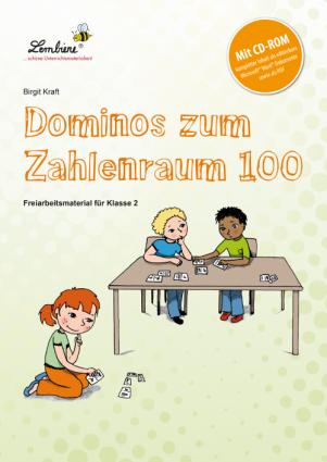 Dominos zum Zahlenraum 100 SetSL