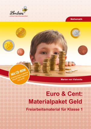 Euro & Cent - Materialpaket Geld Set