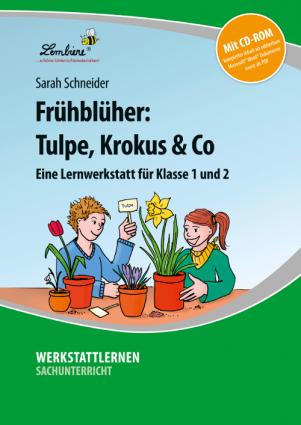 Frühblüher: Tulpe, Krokus & Co SetSL