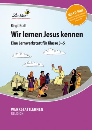 Wir lernen Jesus kennen Set