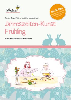 Jahreszeiten-Kunst: Frühling SetSL