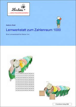 Lernwerkstatt zum Zahlenraum 1000 DL