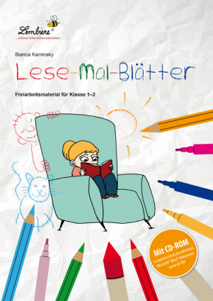 Lese-Mal-Blätter SetSL