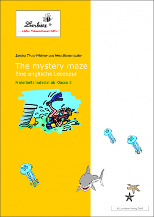 The mystery maze (DL) DL