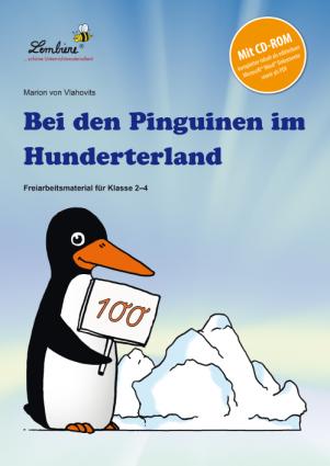 Bei den Pinguinen im Hunderterland Set