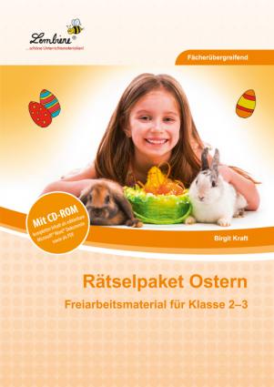 Rätselpaket Ostern Set