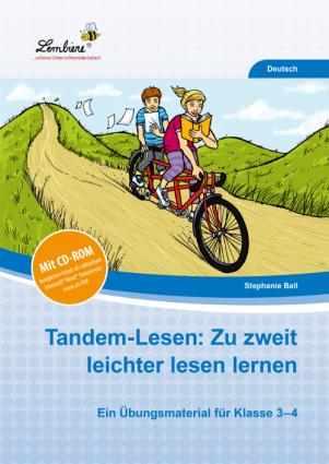 Tandem-Lesen: Zu zweit leichter lesen lernen Set
