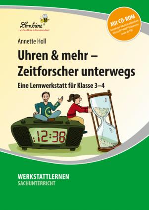 Uhren & mehr – Zeitforscher unterwegs SetSL