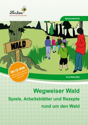 Wegweiser Wald SetSL