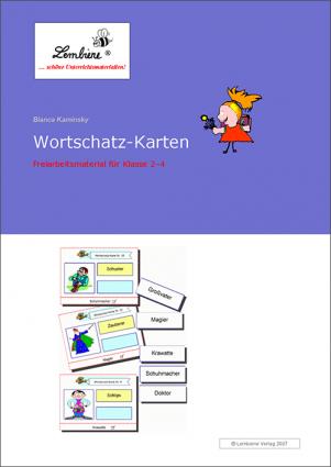 Wortschatz-Karten DL