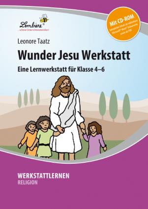 Wunder Jesu Werkstatt Set